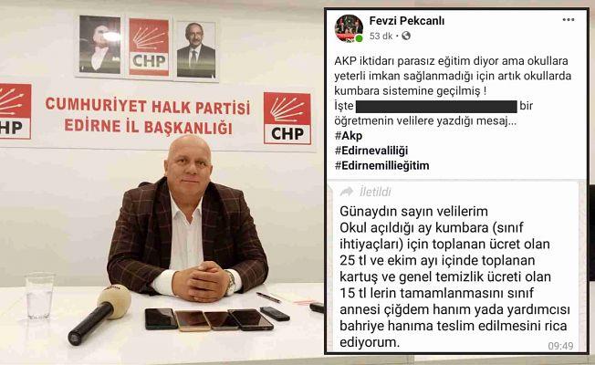 """""""HANİ EĞİTİM PARASIZDI?"""""""