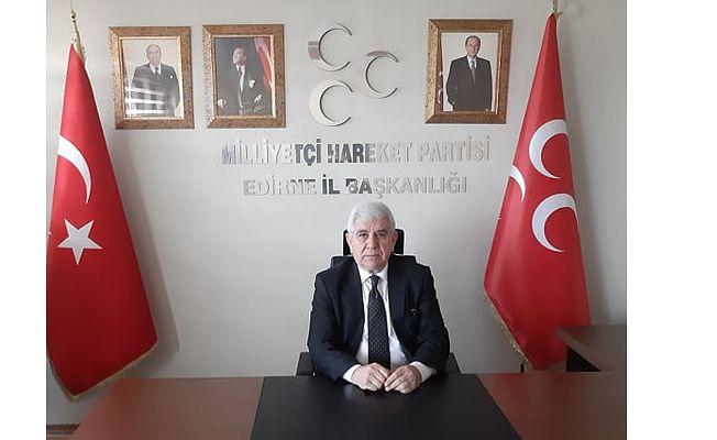 """""""ŞİMDİ ÖZLENEN MHP'NİN İKTİDARIDIR"""""""