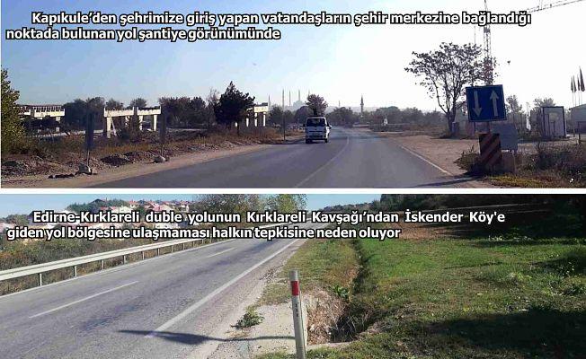 SÖZDE 'AVRUPA KENTİ' !