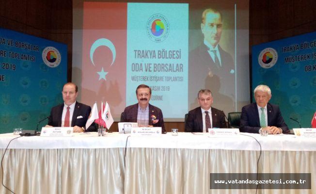 """""""ALLAH TRAKYA'YA HER ŞEYİ VERMİŞ"""""""
