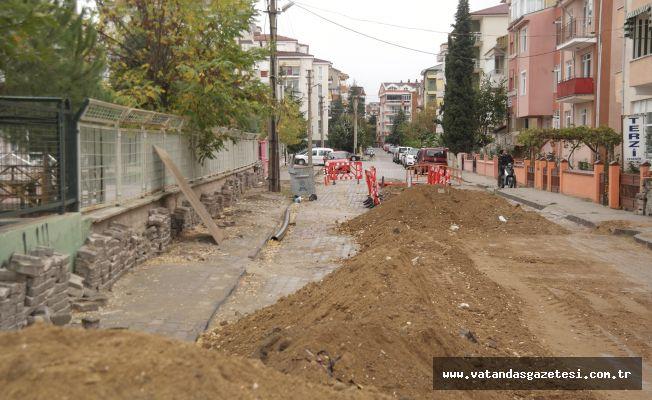 KOCASİNAN'DA ÇALIŞMALAR SON SÜRAT