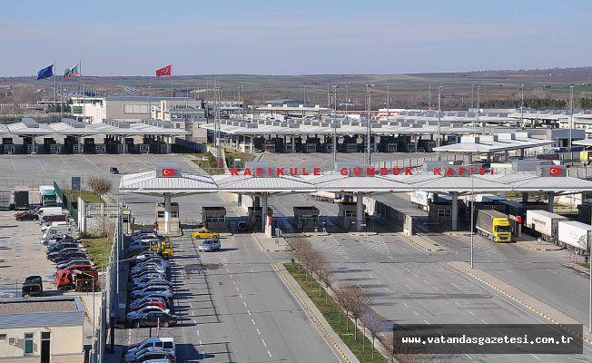 """""""SINIR KAPILARININ 25 KURUŞ FAYDASI YOK!"""""""