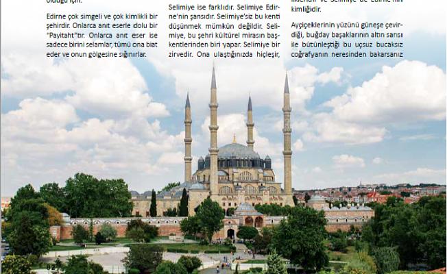 Edirne'nin Tanıtımına Büyük Katkı