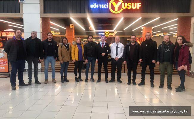 """""""KALİTEMİZLE ÖNE ÇIKMAYI HEDEFLİYORUZ!"""""""