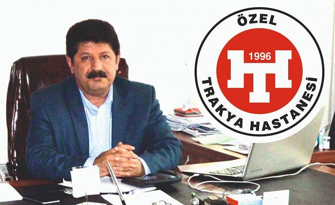 Özel Trakya Hastanesi'nden  SAĞLIK TURİZMİ ATAĞI