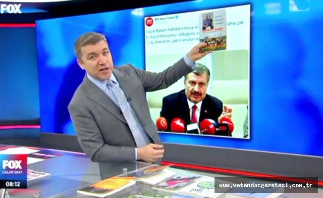 'EDİRNELİ SEVDALARIM'  FOX TV'DE!