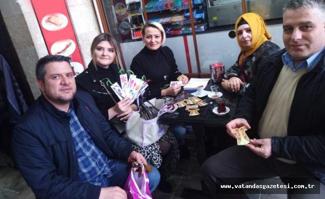"""""""EMEĞİMİZ KAZANIYOR"""" PROJESİNE İLGİ BÜYÜK"""