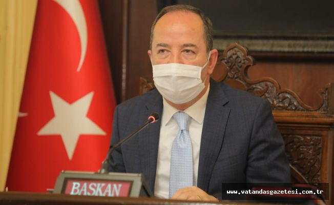 """230 BİN MASKE DAĞITTIK!"""