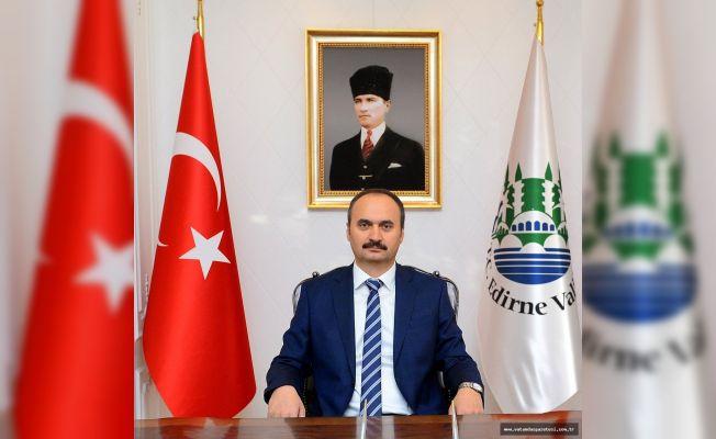 VALİ CANALP POLİSLERİ UNUTMADI!