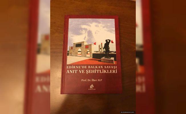 'BALKAN SAVAŞI ANIT VE ŞEHİTLİKLERİ'  KİTAPSEVERLERLE BULUŞTU