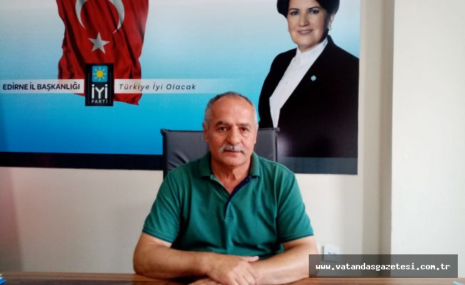 """İYİ PARTİ'DEN 'VARAMAYAN 2' """"NE KADAR BAŞARISIZ OLDUĞUNUZU KANITLAYACAĞIZ!"""""""