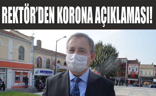 """""""KORKULACAK BİR ŞEY YOK AMA KURALLARA UYULMALI"""""""