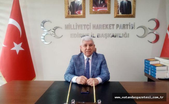 """""""CHP, ATATÜRK'ÜN KEMİKLERİNİ SIZLATIYOR"""""""