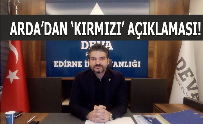 """""""EDİRNE'NİN GÜNAHI NE?"""""""
