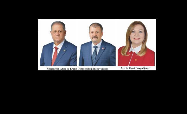 """""""İL YÖNETİMİ GEREĞİNİ YAPSIN!"""""""