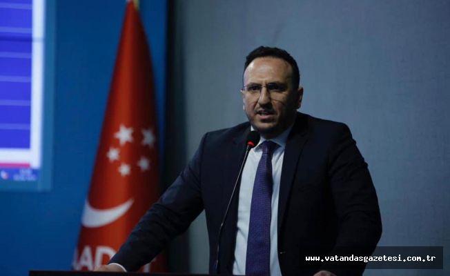 """""""SEÇİM İTTİFAKI"""" DEĞİL """"GEÇİM İTTİFAKI"""""""