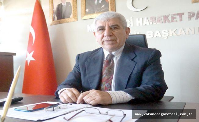 """""""MHP Türk milliyetçilerinin namusudur!"""""""