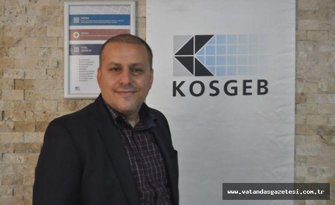 KOSGEB'DEN, YENİLİKÇİ GENÇLERE DESTEK KREDİSİ