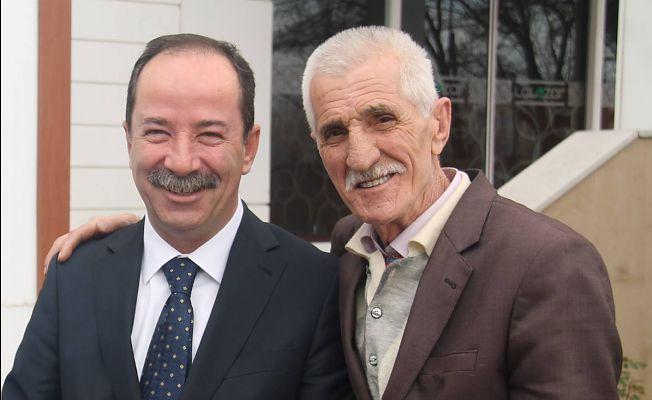 """MUHTAR AMAÇ, KOVİD""""E YENİK DÜŞTÜ"""