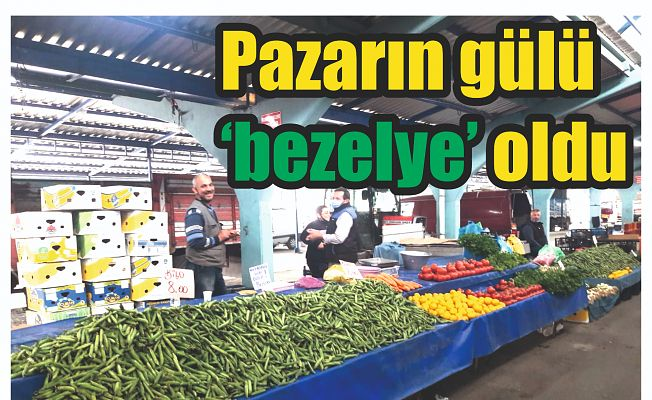 PAZAR ŞENLENDİ