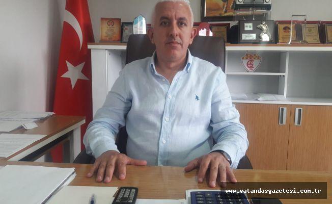 """""""ÜZERİMİZE DÜŞEN SORUMLULUĞUN BİLİNCİNDEYİZ"""""""