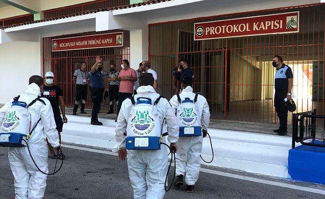 'KORONA'YA SIKI DENETİM