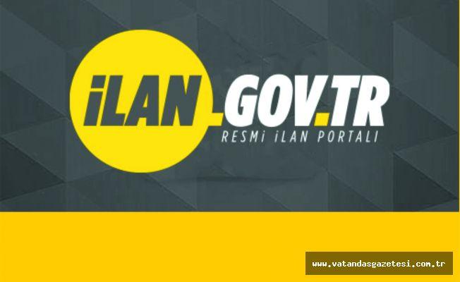 Pınarhisar Belediyesinden 3 yıllığına kiralık işyeri
