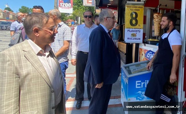 SAADET PARTİSİ DURMUYOR