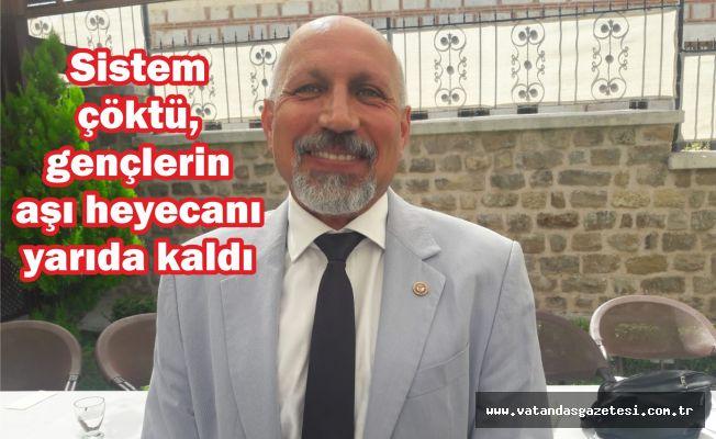 """""""15 YAŞ ÜSTÜ HER ÇOCUK AŞILANMALI"""""""