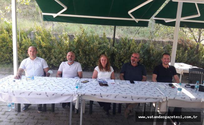"""""""YÜZ YÜZE EĞİTİM BAŞLASIN"""" BİRLİKTELİĞİ"""