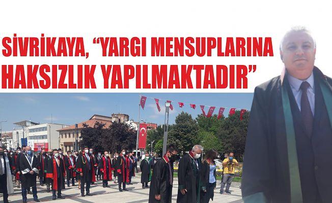 """""""ADLİ YIL"""" TÖRENLE AÇILDI"""