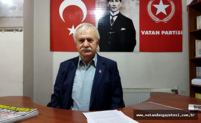 """ATEŞ, """"TBMM'DE ÇÖZÜM"""" SÖYLEMİ PKK'YI KURTARMAK İÇİNDİR"""""""