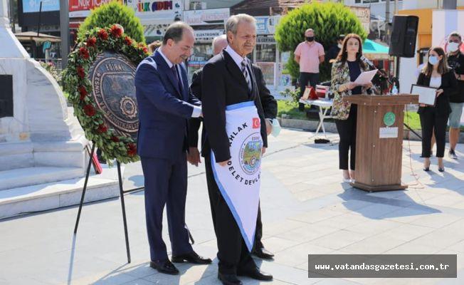 YILIN AHİSİ 'ŞED' KUŞANDI