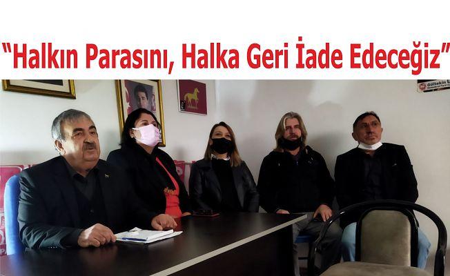 DP'YE İLGİ ARTIYOR