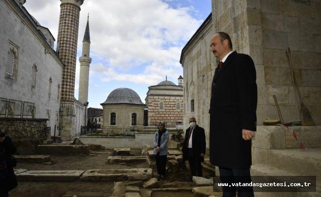 TURİZM'DE 'MEDRESELER' DÖNEMİ BAŞLAYACAK