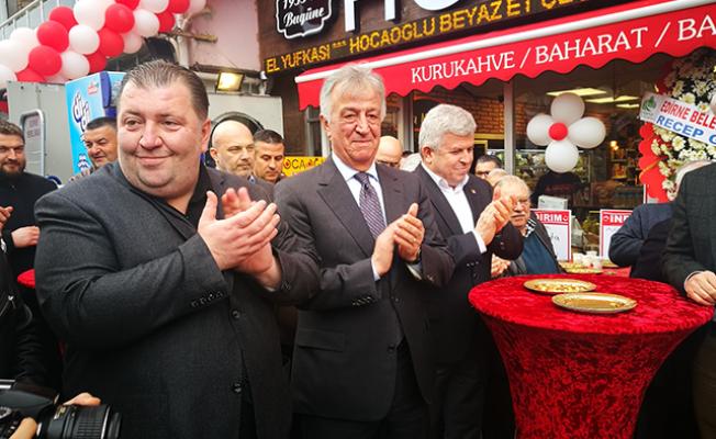 """""""Hocaoğlu""""nun Yeni Şubesi Esentepe'de açıldı"""