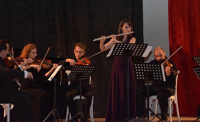 T. Ü. Ensemble'dan Özel Konser