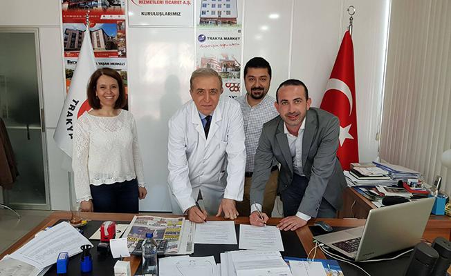 Özel Trakya Hastanesi'nden EDOSK'lulara indirim