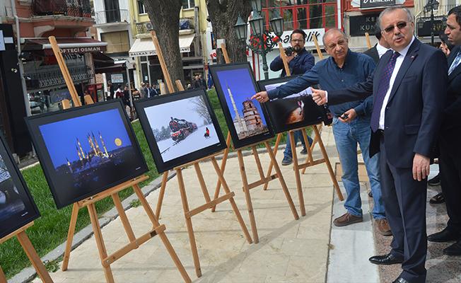 Edirne'ye Fotoğraf Noktaları Geliyor