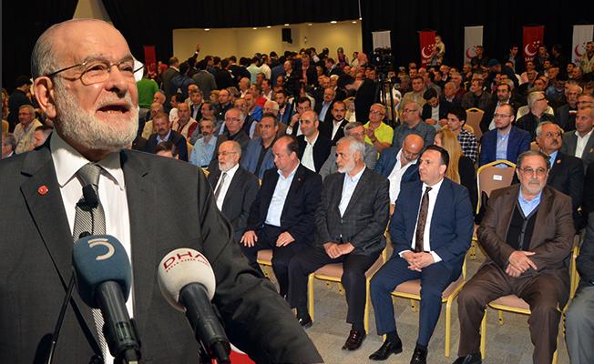 """""""MEMLEKET SORUNLARININ, TAHLİLİ YAPILMALI"""""""