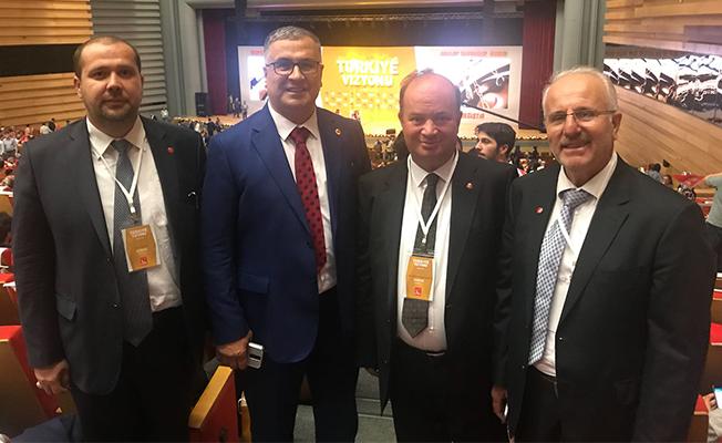 """Saadet Türkiye Vizyonunu açıkladı;  """"Değişim"""" başladı"""