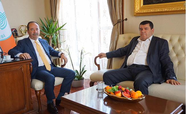"""Başkan Gürkan'dan Sert Sözler  """"ADAMIN DİLİNİ KOPARIRIM"""""""