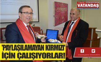 'PAYLAŞILAMAYAN KIRMIZI' İÇİN ÇALIŞIYORLAR!