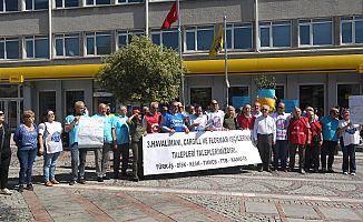 """""""126 İŞÇİ GÖZALTINA ALINMIŞTI"""""""