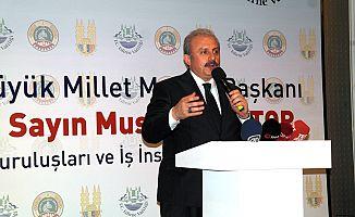 """MECLİS BAŞKANLIĞI TRAKYA'YA BİR TEVECCÜHTÜR"""