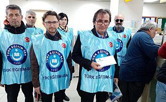 EĞİTİMDE ŞİDDETİN BİTMESİ İÇİN  CUMHURBAŞKANI'NA MEKTUP YOLLADILAR!