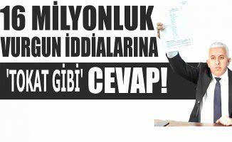 """HIRSIZ DİYENİN ALNINI KARIŞLARIM!"""