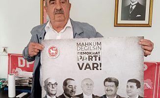 """""""DAR AĞACININ ALTINDA KEFEN GİYENLERİN PARTİSİYİZ!"""""""