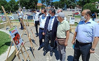 TGD'DEN 15 TEMMUZ SERGİSİ!