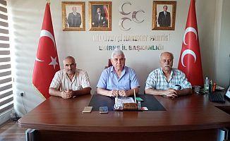 """TERCAN'DAN İYİ PARTİLİLERE ÇAĞRI! """"ONLARI 'BABA OCAĞINA' BEKLİYORUZ!"""""""